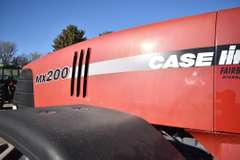 1999 Case IH MX200 MFWD tractor, 5,057 hours,