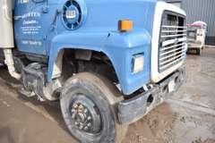 1988 Ford 8000 Dump Truck
