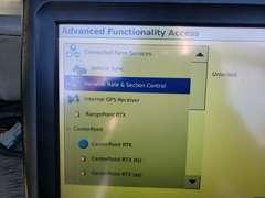 Trimble FM-1000 Monitor, NAV III, Globe, RTK Unlock