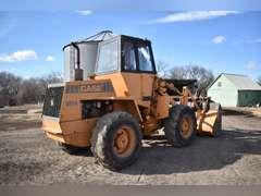 Case W14 wheel loader