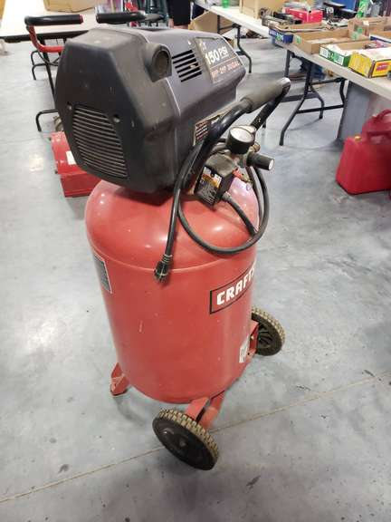 Craftsman 30 gal. air compressor