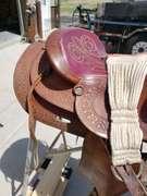 """Colorado Saddlery, 16"""" saddle"""