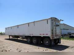 2016 Timpte 50FT. Triple Axle Grain Trailer