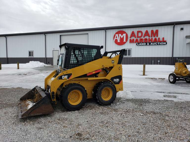 January 26th Online Equipment Auction