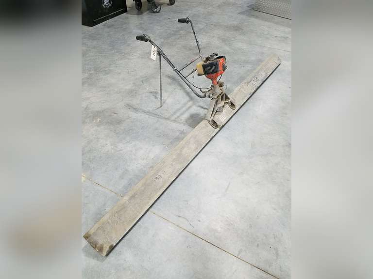 Crown Construction Equipment 10' Power Screed King