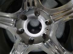 (4) Motto Chrome 22 X 9.5J Rims off Cadillac Escalade