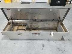 Delta Champion Pickup Tool Box Bottom 60W x 21D x 15H, Top 71W x 21D x 15H