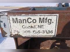 ManCo MFG 12ft. box scaper