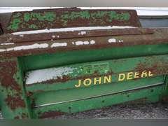 John Deere 780 hydrapush manure spreader
