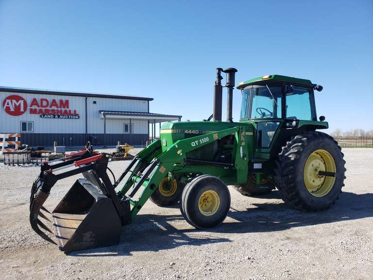 March 30th Online Equipment Auction