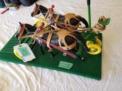 Breyer Horses W/Parker Built Hay Buck