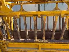 Trojan Hydr. Cattle Squeeze Chute