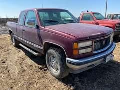 1994 GMC Sierra 1500 SLE Ext. Cab Pickup