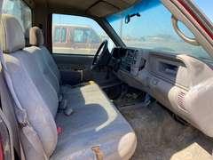 1998 Chevy Cheyenne 2500 Reg. Cab Pickup