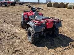 Honda Rubicon ATV