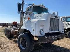 1980 Mack DMM685S Truck
