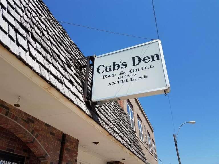 Cub's Den Bar & Grill - Axtell, NE