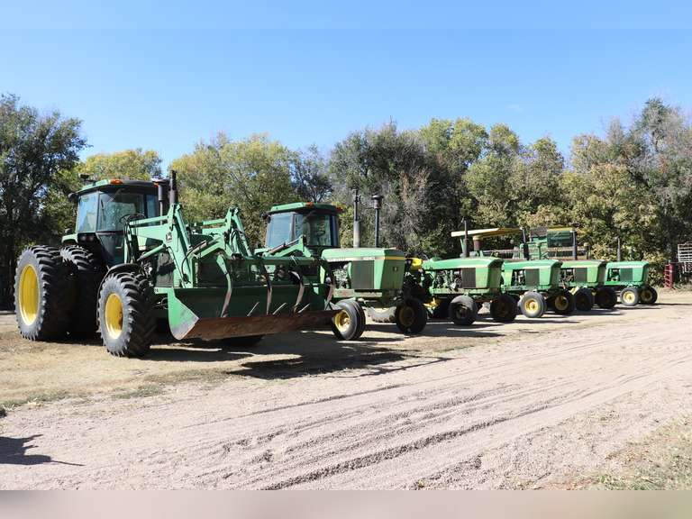 September 7th No Reserve Online Equipment Auction