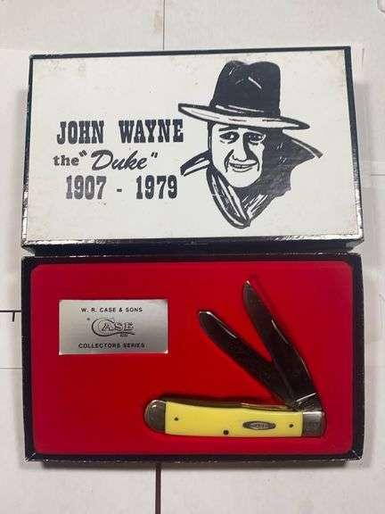 Case XX John Wayne Edition