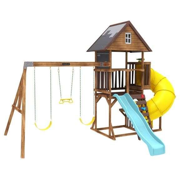Ryans World Playground - missing Slides