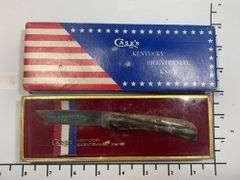 Case XX Kentucky Bicentennial Knife