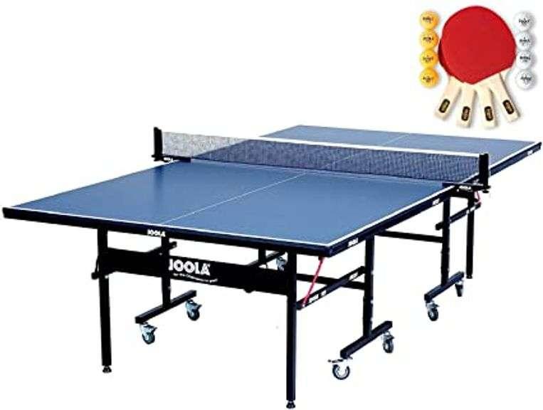 Joola Inside Table Tennis Table - Open Box - 7 Day Warranty