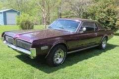 1968 Mercury Cougar - Matching Numbers!