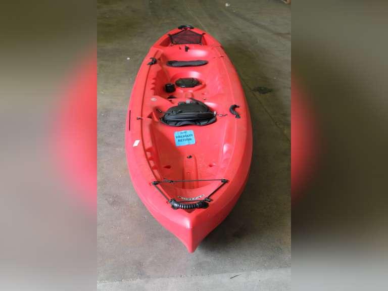 Lifetime Beacon 12' Tandem Kayak (As-is)