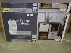 Better Homes and Gardens 4-Cube Organizer