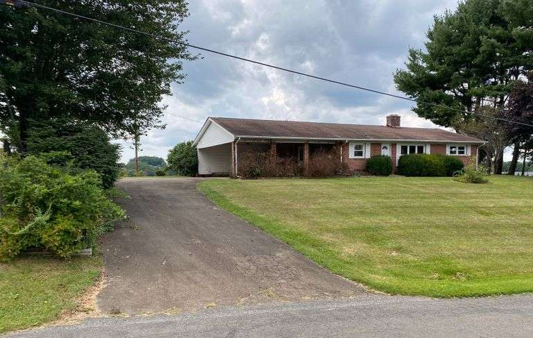 Absolute Real Auction - 796 Fairview Rd, Galax VA