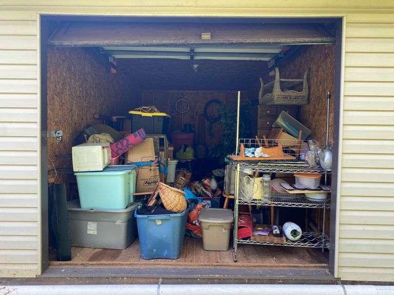 Highland Park Storage Unpaid Units - Hillsville VA