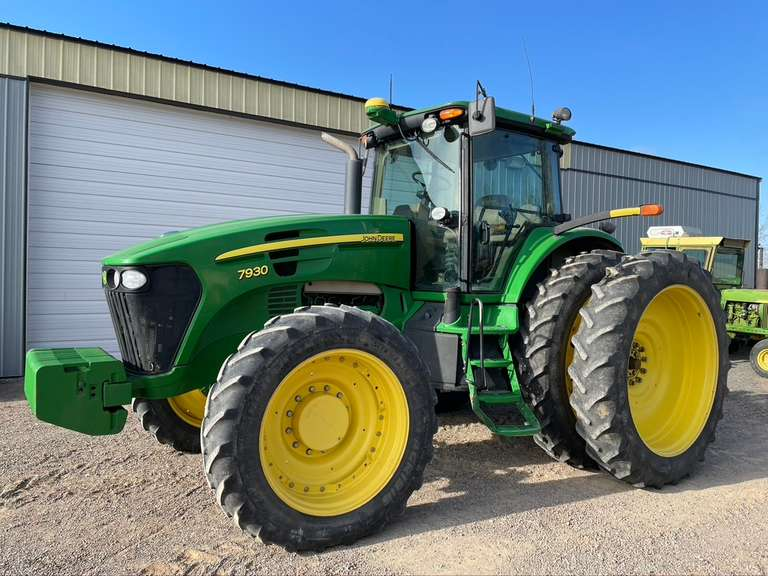 Larry Walter Farm Retirement Auction