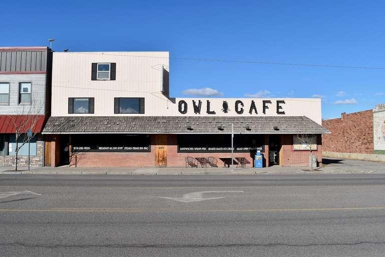 Owl Cafe Real Estate & Equipment