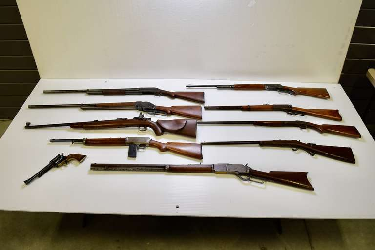 Winchester Firearms Collection