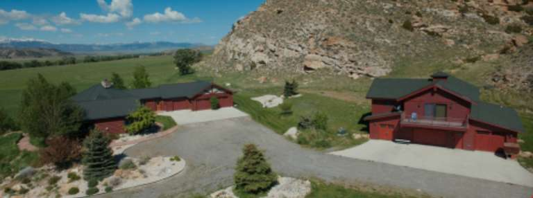 Singer Ranch on the Upper Greybull River - Meeteetse WY - UNDER CONTRACT!