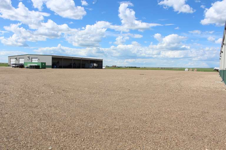 30 Acres Highway Frontage • 26,000 sf Commercial Buildings