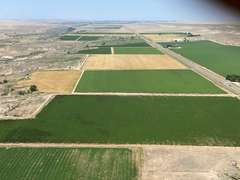 Werbelow Brothers Farm, Greybull, Wyoming 1,143 +/- acres