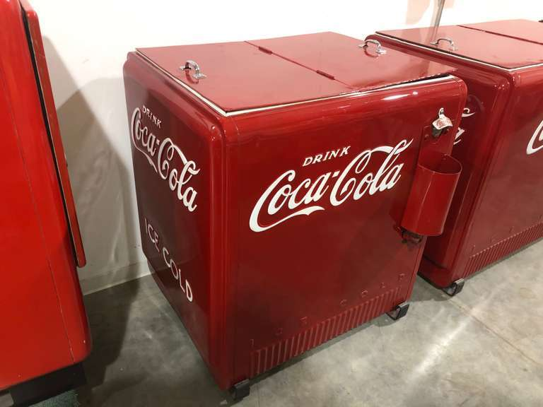 William Bresina Estate •Coca Cola & Antiques•
