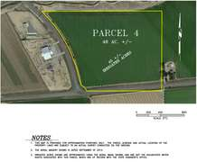 Werbelow Brothers Farm, Greybull, Wyoming 1,143 +/- acres - UNDER CONTRACT.