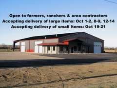 Musser's Annual Fall Consignment Auction 2020