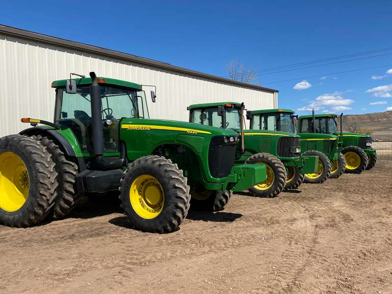 Musser Bros. Big Horn Basin Spring Equipment Consignment