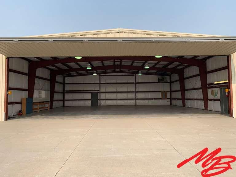 Billings MT Aircraft Hangar