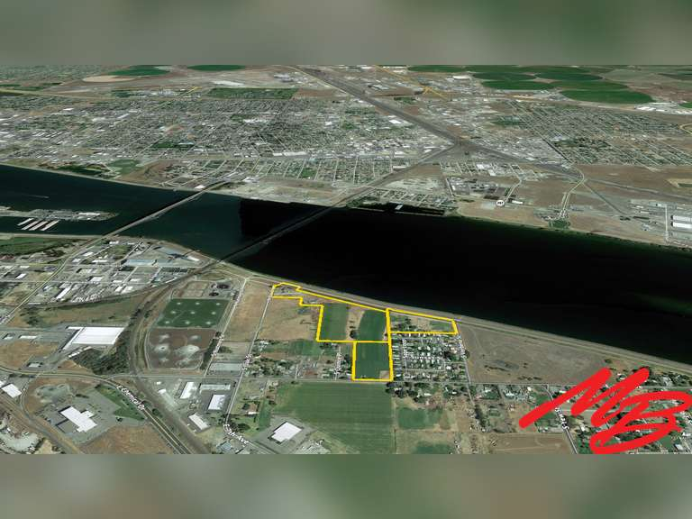 Kennewick Industrial Properties - Sold!  $860,000