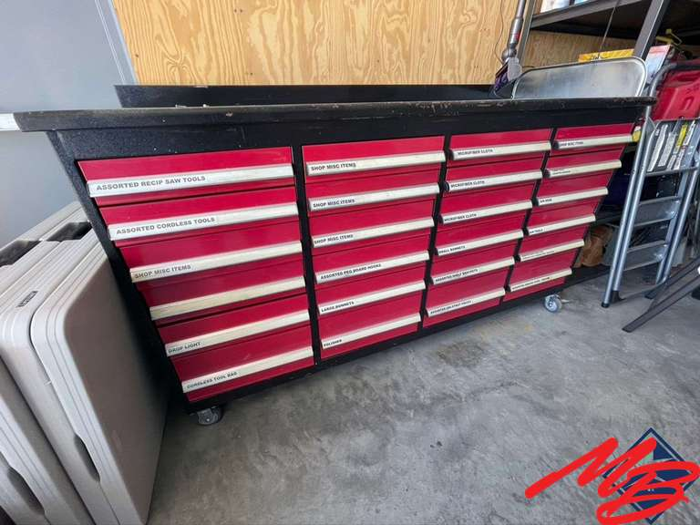 JT's Tool Auction