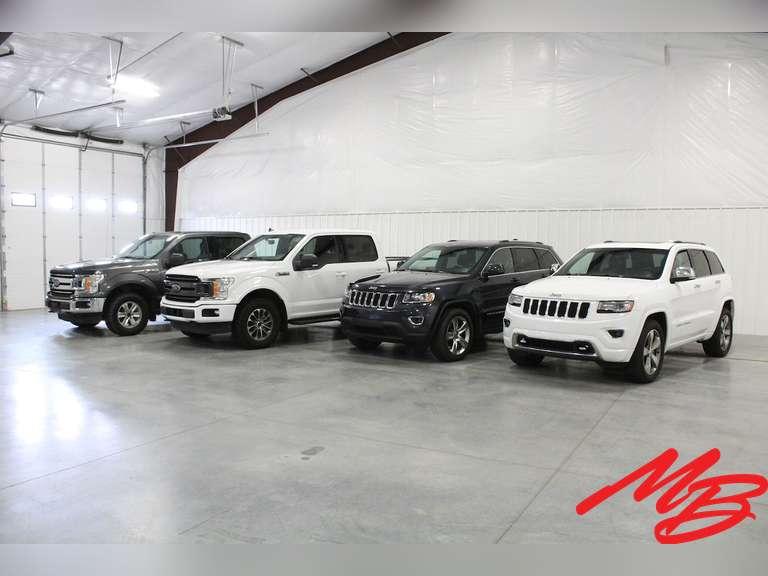 Trucks & SUV Auction