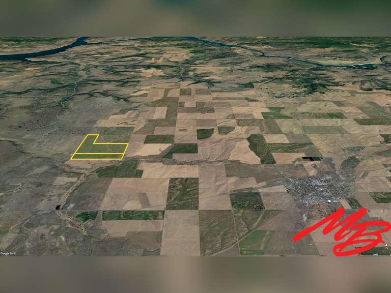 548± Acre Lincoln County Farm - Sold!  $689,000