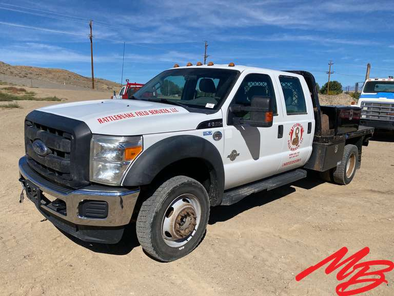 Rattlesnake Field Services and Plowboy Auto Sales Excess Equipment