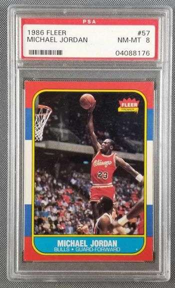 LIVE GALLERY AUCTION - Sports Cards & Memorabilia