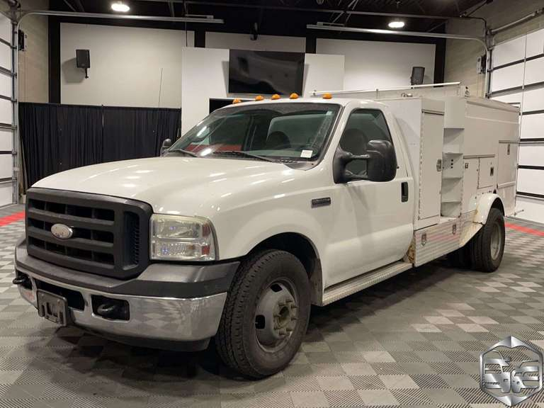 Vac Truck Auction