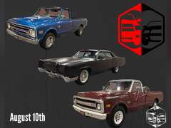Collector Car Showcase  • August 10th • Pasco Online Only